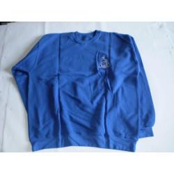 Bluza niebieska - Ruch Chorzów