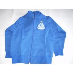 Bluza niebieska SINCE z...