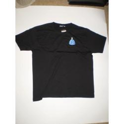 T-Shirt czarny - Ruch Chorzów