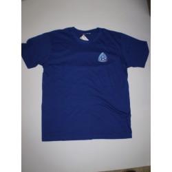 T-Shirt niebieska - Ruch...