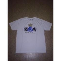 T-Shirt biała - wzór nr 2 -...