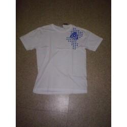 T-Shirt biała - wzór nr 3 -...