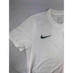 T-shirt Nike biała