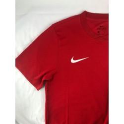 T-SHIRT NIKE  czerwona