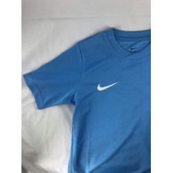 T-shirt Nike niebieska