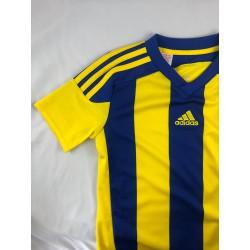 T-shirt Adidas kids żółto...